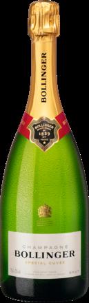 Champagne Bollinger Special Cuvée Brut, Champagne AC, Geschenketui