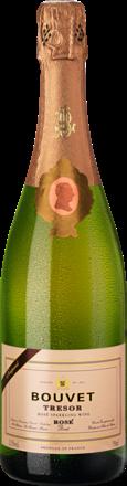 Bouvet Ladubay Trésor Rosé Brut, Saumur AC
