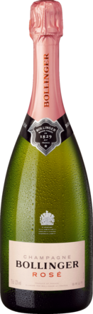 Champagne Bollinger Rosé Brut, Champagne AC, Geschenketui