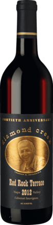 Diamond Creek Red Rock Terrace Cabernet Sauvignon Napa Valley 2012