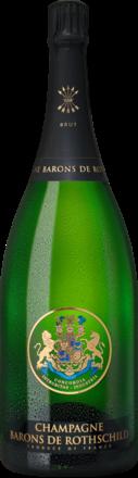 Champagne Barons de Rothschild Brut, Champagne AC, Magnum