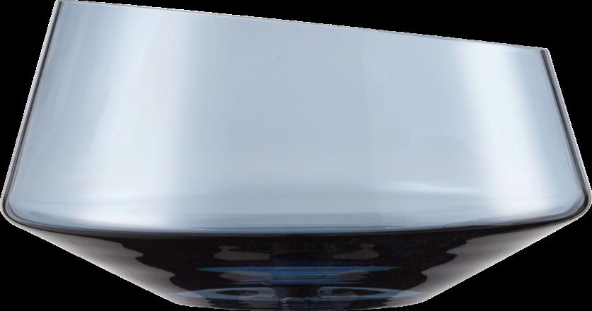 Zwiesel 1872 Diamonds Schale klares blau