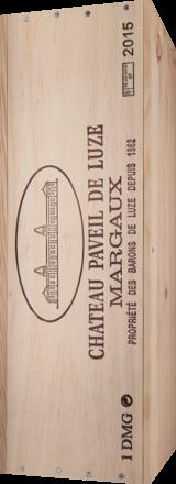 Château Paveil de Luze Margaux AOP, Cru Bourgeois Supérieur, Doppelmagnum 2015