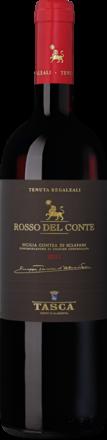 Tasca Conti D'Almerita Rosso del Conte Contea di Sclafani DOC 2011