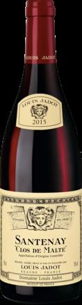 Domaine Louis Jadot Clos de Malte rouge Santenay AOP 2015