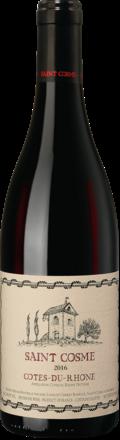 Château de Saint Cosme Côtes du Rhône rouge Côtes du Rhône AOP 2016