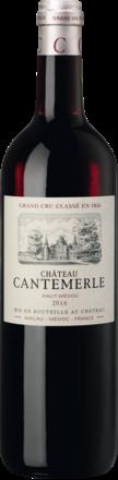 Château Cantemerle Haut-Médoc AOP, 5ème Cru Classé 2016