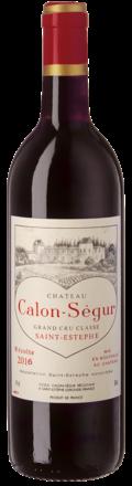 Château Calon-Ségur Saint-Estèphe AOP, 3ème Cru Classé 2016