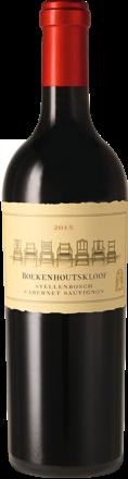 Boekenhoutskloof Cabernet Sauvignon WO Stellenbosch 2015