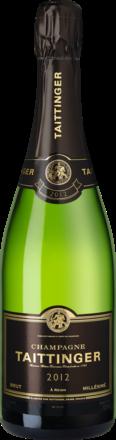 Champagne Taittinger Millésimé Brut, Champagne AC, Geschenketui 2012