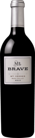 Mount Brave Cabernet Sauvignon Mount Veeder, Napa Valley 2013