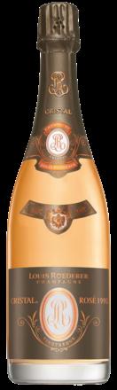 Champagne Roederer Cristal Vinothèque Rosé Brut, Champagne AC, Geschenketui 1995