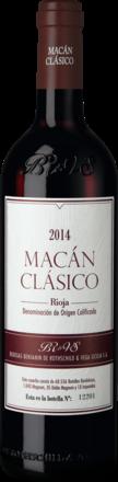 Macán Clásico Rioja Rioja DOCa 2014