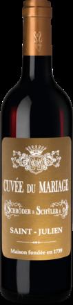 La Cuvée du Mariage Saint-Julien Saint-Julien AOP 2015