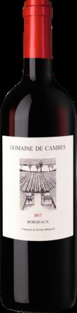 Domaine de Cambes Côtes de Bourg AOP 2017