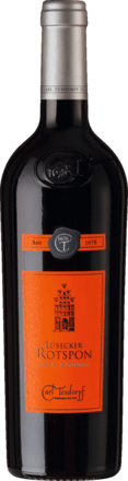 Lübecker Rotspon Cuvée Tradition Pays d'Oc IGP 2016
