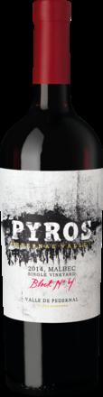 Pyros Single Vineyard Block No 4 Malbec Valle de Pedernal 2014