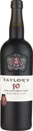 Taylor's Tawny Port 10 Years Old Taylor Fladgate Porto DO
