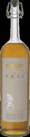 Brandy Italiano di Poli 3 Jahre 0,70 L, 40% Vol.