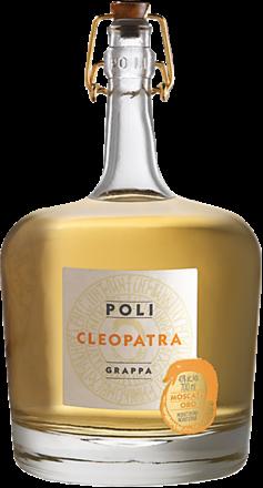 Cleopatra Grappa Moscato Oro 0,70 L, 40% Vol.