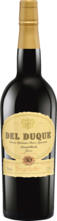 Del Duque Amontillado VORS Jerez/Xerez/Sherry DO, 0,75 L, 21,5% Vol.