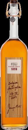 Grappa Poli Barrique Solera di famiglia 0,70 L, 55% Vol.