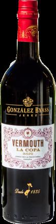 Vermouth La Copa Rojo Jerez/Xerez/Sherry DO, 15,00% Vol.