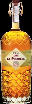 Poli La Première Acquavite di Vinaccia 0,70 L, 46% Vol.