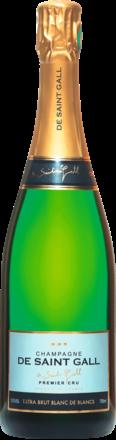 Champagne Le Blanc de Blancs Extra Brut, Champagne 1er Cru AC