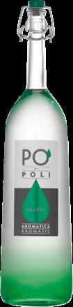 Grappa Po' di Poli Aromatica Traminer 0,70 L, 40 % Vol.