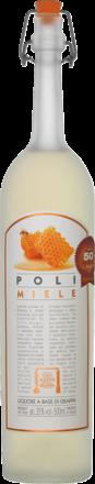 Grappa Poli Miele 0,50 L, 35% Vol.