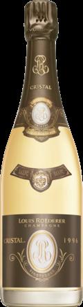 Champagne Roederer Cristal Vinothèque Brut, Champagne AC, Geschenketui 1996