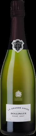 Champagne Bollinger La Grande Année Rosé Brut, Champagne AC, Geschenketui 2007