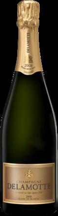 Champagne Delamotte Brut, Blanc de Blancs, Champagne Grand Cru AC 2008