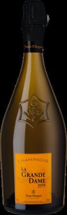 Champagne La Grande Dame Brut, Champagne AC, Geschenketui 2008