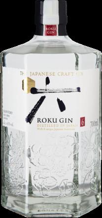 Roku Japanese Craft Gin 0,7 L, 43% Vol.