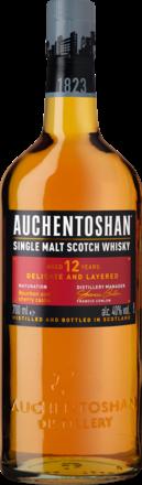 Auchentoshan 12 Years Single Malt Scotch Whisky Triple distilled, 0,7 L, 40% Vol.