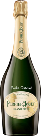 Champagne Perrier Jouët Grand Brut mit Gravur Brut, Champagne AC