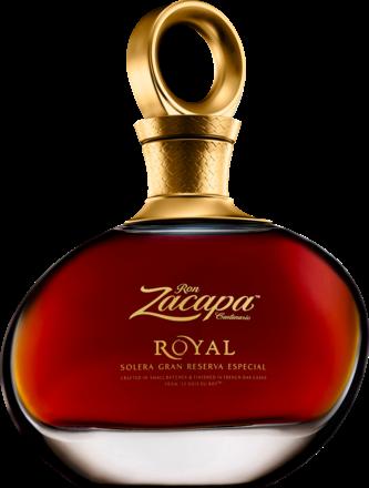 Ron Zacapa Royal Solera Gran Reserva Rum Guatemala, 0,7 L, 45% Vol.
