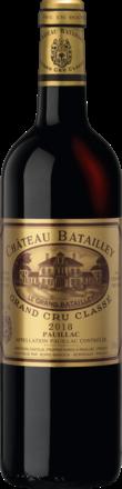 Château Batailley Pauillac AOP, 5ème Cru Classé 2018
