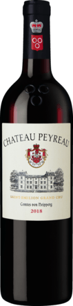 Château Peyreau Saint-Emilion Grand Cru AOP 2018