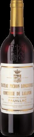 Château Pichon Longueville Comtesse de Lalande Pauillac AOP, 2ème Cru Classé 2018