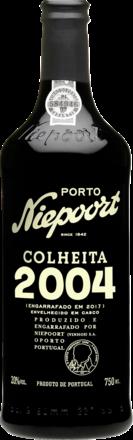 Niepoort Colheita Port Vinho do Port DOC, 20,0 % Vol., 0,75 L 2004