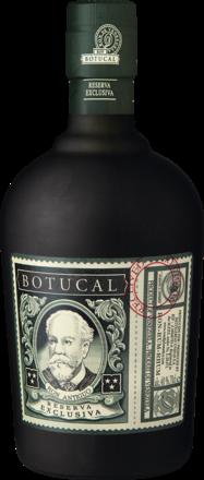 Botucal Rum Reserva Exclusiva Venezuela, 0,7 L, 40% Vol., in Geschenkverpackung