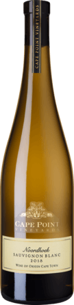 Cape Point Vineyards Noordhoek Sauvignon Blanc WO Cape Town 2018