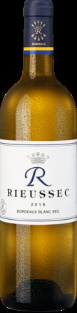"""""""R"""" de Rieussec Bordeaux AOP 2018"""