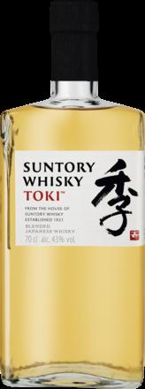 Suntory Toki Blended Japanese Whisky 0,7 L, 43% Vol.