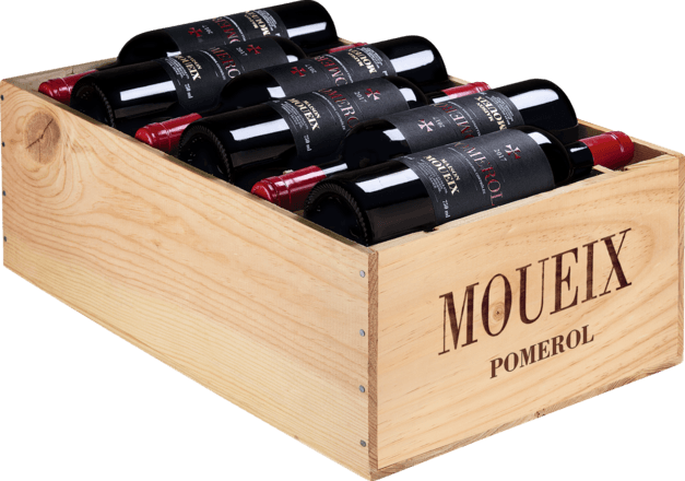 Moueix Pomerol Pomerol AOP, 12er Holzkiste 2017