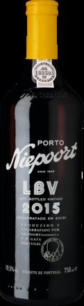 Niepoort Late Bottled Vintage Vinho do Port DOC, 19,5 % Vol., 0,75 L 2015