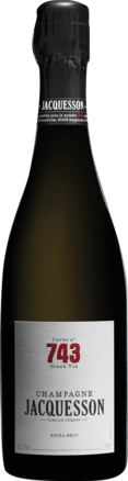 Champagne Jacquesson Cuvée No.743 Extra Brut, Champagne AC